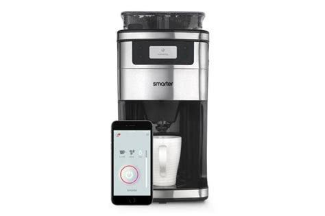 Smarter's Wi Fi Connected Coffee Maker to Debut at CES 2015   Digital Trends