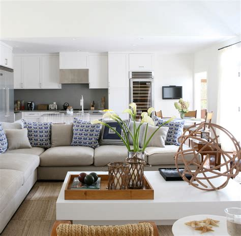 Small Living Room Decorating by Coastal Living Beach Home Decor The Home Design Relaxing