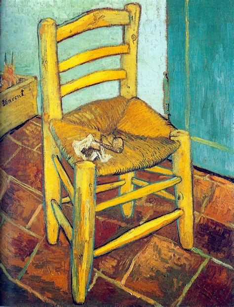vincent s chair with his pipe painting avincent gogh paintings reproduction we never sell