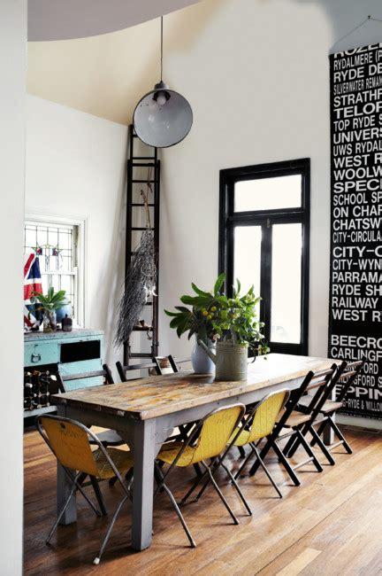 modern rustic dining room panda s house