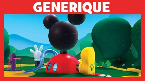 g 233 n 233 rique de la maison de mickey disney junior