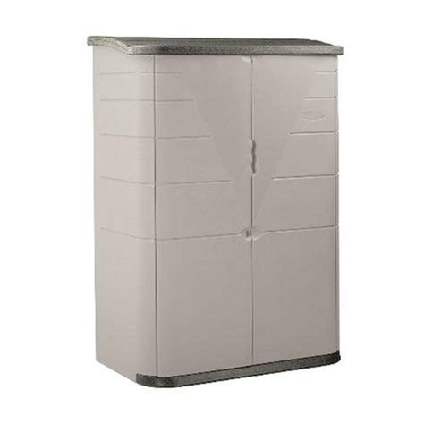 rubbermaid vertical storage shed shelves lifetime sheds rubbermaid 3746 vertical storage shed 52