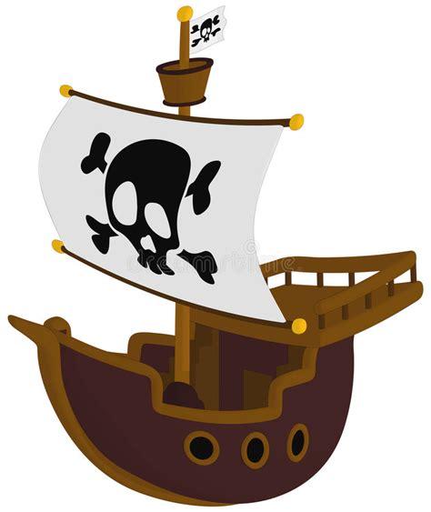 Barco Pirata Ilustracion by Barco Pirata Stock De Ilustraci 243 N Ilustraci 243 N De