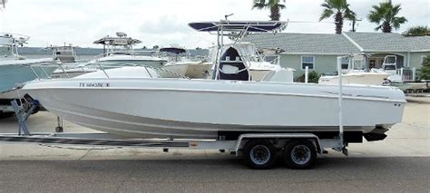 Contender Boats Houston Texas by Used Center Console Boats For Sale In Texas United States