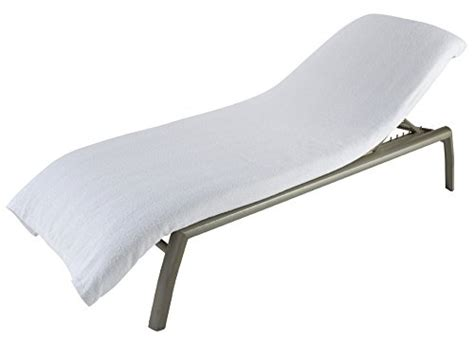 boca terry cotton lounge chair cover terry cloth cover