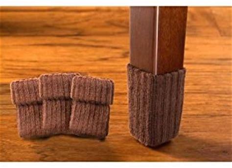nancyprotectztm large brown hardwood floor chair leg
