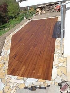 Bambus Dielen Terrasse : sch ne bambus terrassen ~ Markanthonyermac.com Haus und Dekorationen