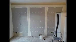Wand Indirekt Beleuchten : wandgestaltung mit indirekter beleuchtung projekt 2 2014 wohnzimmer youtube ~ Markanthonyermac.com Haus und Dekorationen