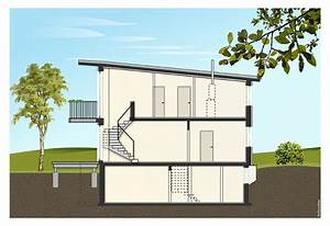 Grundriss Schnitt Ansicht : mcgrundriss einfach sch ne und g nstige grundrisse produkte illustrationen ansicht ~ Markanthonyermac.com Haus und Dekorationen