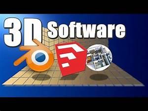 Möbel Zeichnen Programm Kostenlos : 3d software kostenlos youtube ~ Markanthonyermac.com Haus und Dekorationen