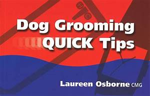 Dog Grooming Quick Tips – Barkleigh Store