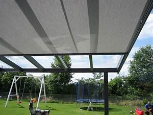 Terrassenüberdachung Aus Stoff : elegant terrassen berdachung aus stoff design ideen ~ Markanthonyermac.com Haus und Dekorationen