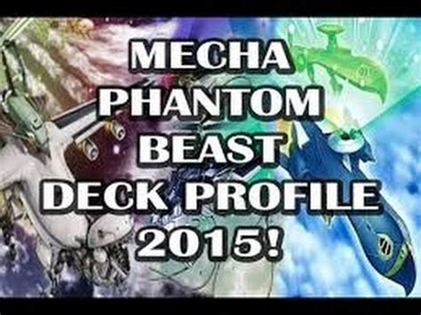 mecha phantom beast deck profile feb 2015