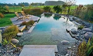 Badeteich Im Garten : pool ~ Markanthonyermac.com Haus und Dekorationen