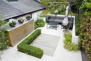 Kleine Terrasse Gestalten : gartenideen f r kleine g rten wie sie ihren au enbereich sch ner machen ~ Markanthonyermac.com Haus und Dekorationen