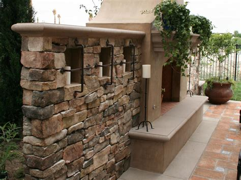 Outdoor Fireplaces : Beautiful Outdoor Fireplaces And Fire Pits