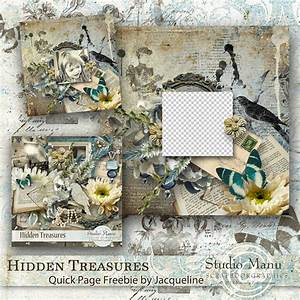 February Guest Designer: 1st Collection - Hidden Treasures ...