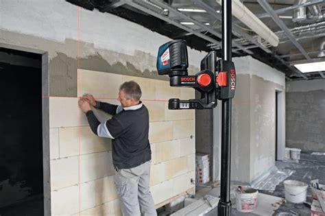 support laser ligne bm 1 bosch pince plafond