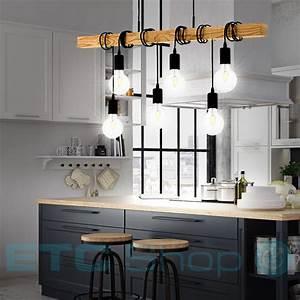 Hängeleuchte Holz Design : pendelleuchte holzbalken wohn design ~ Markanthonyermac.com Haus und Dekorationen