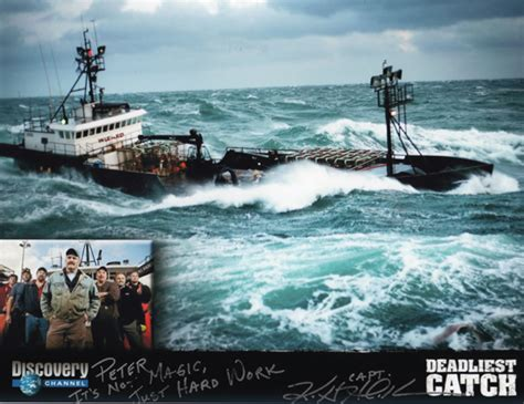 2013 deadliest catch met captain keith colburn from the