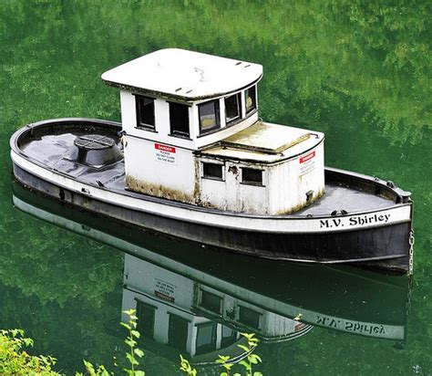 Boat Browser Old Version by The Old Work Boat Stave Lake Flickr Photo Sharing