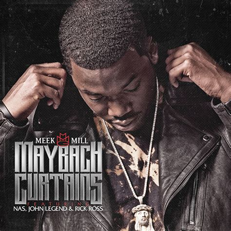 meek mill maybach curtains ft nas legend rick ross fresh ndef