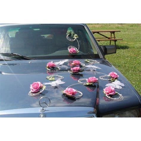 d 233 coration voiture mariage mari 233 es couleur tendre et blanc th 232 me papillons www bouquet de