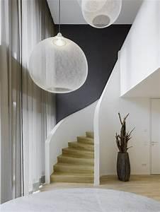 Lampen Für Die Wand : moderne schicke treppen beleuchtung ~ Markanthonyermac.com Haus und Dekorationen