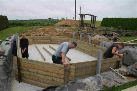 piscine semi enterr 233 e installation