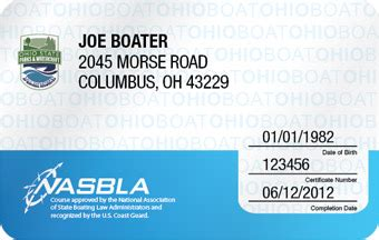 How Long Is An Ohio Boating License Good For by Get Your Ohio Boating License Online Boaterexam 174