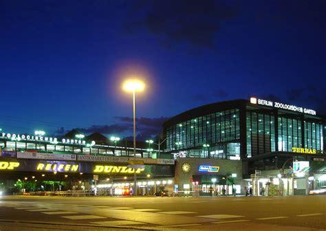 Bahnhof Berlin Zoologischer Garten Wikipedia