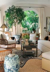 Pflanzen Für Wohnzimmer : gr npflanzen bestimmen ihr ambiente dekorieren sie mit zimmerpflanzen ~ Markanthonyermac.com Haus und Dekorationen