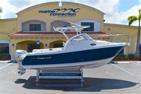 Round Boat Canada by Sold Pro Line Boats In West Palm Beach Vero Beach Fl