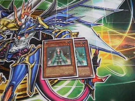 yugioh competitive spellcaster synchro deck april 2009
