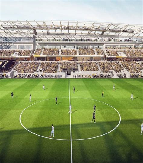 Lafc's Banc Of California Stadium