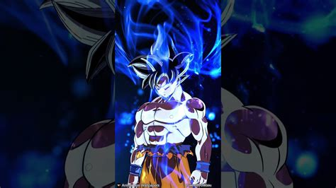 Goku Ultra Instinct Live Wallpaper For Any Android Device