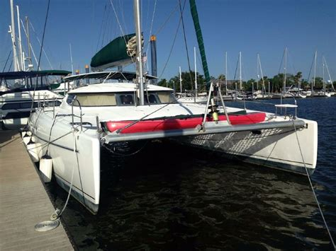 Catamaran For Sale In Texas by 1999 Fountaine Pajot Bahia 46 Sailboat For Sale In Texas