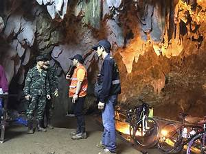 Thai cave rescue in photos: Rescuers extract soccer team ...