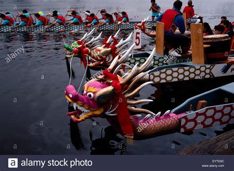 Alcan Dragon Boat Festival by Dragon Boat Race In False Creek At Alcan Dragon Boat