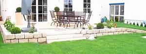 Gestaltung Von Terrassen : terrassengestaltung ~ Markanthonyermac.com Haus und Dekorationen