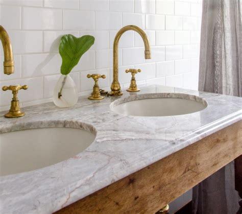 unlacquered brass gooseneck faucet sink fixtures from
