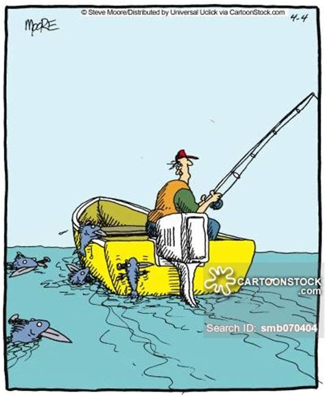 Deep Sea Fishing Cartoons And Comics  Funny Pictures From