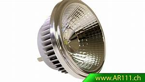 Was Bedeutet Led : was bedeutet ar111 led lampe youtube ~ Markanthonyermac.com Haus und Dekorationen
