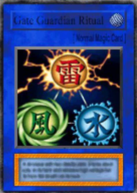 gate guardian ritual yu gi oh fandom powered by wikia