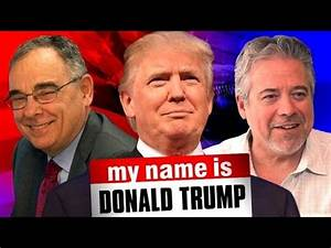 Meet The People Who Share a Name With Donald Trump - YouTube