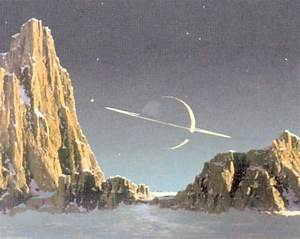 Water and fog found on Titan, Saturn's moon
