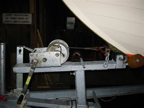 Boat Winch Strap Over Or Under by Loading Trouble Page 1 Iboats Boating Forums 344823
