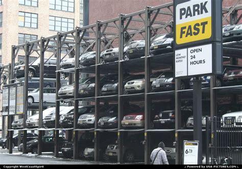 Exceptional Nyc Garages #2 Parking Garage New York