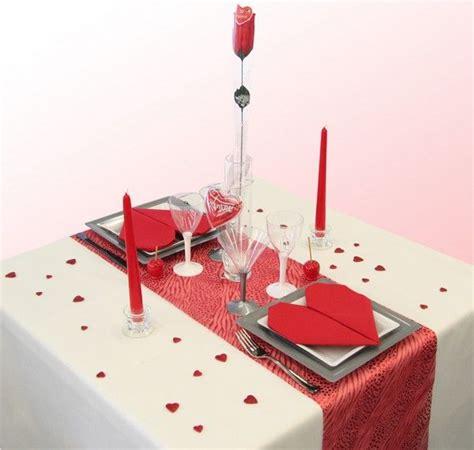d 233 coration table valentin