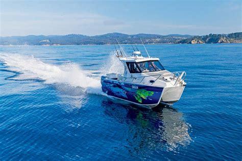 Fast Catamaran Fishing Boats by Sailfish S8 Review Australia S Greatest Fishing Boats